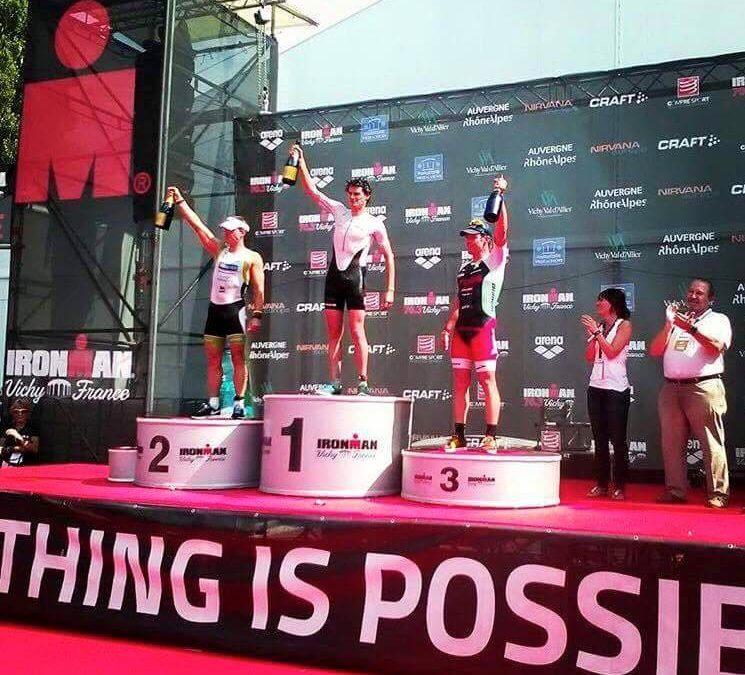 Vichy: il mio primo podio Ironman
